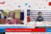 Radio Cartaya   La Hdad. de Consolación estrena nuevo simpecado