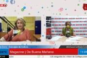 Radio Cartaya   Hablamos de cultura con Lola Carro, Concejala de Cultura
