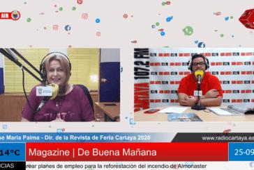 Radio Cartaya | Ya esta disponible la Revista de Feria 2020