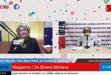 Radio Cartaya | Cultos en honor a la Virgen del Rosario, Patrona de Cartaya