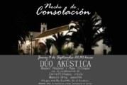 Noche de Consolación concierto a beneficio de la Obra Social Ntra. Sra de Consolación