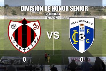 Cartaya Tv   AD Cartaya vs Isla Cristina FC (2020/21)
