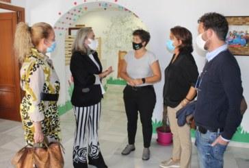 El Equipo de Gobierno visita el Centro de Diagnóstico, Terapia y Rehabilitación para abrir nuevas líneas de trabajo conjunto