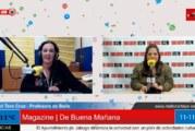 Radio Cartaya   La Escuela de Baile 'Mª Teresa Cruz' se adapta a las nuevas medidas