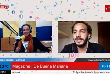 """Radio Cartaya   Moisés Vargas: """"Mi afición al Flamenco viene desde muy niño"""""""