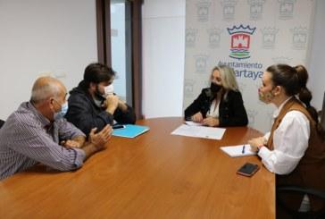 El Ayuntamiento y la Hermandad de la Esperanza se reúnen para abordar nuevas líneas de colaboración