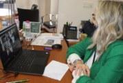 El Ayuntamiento y la Diputación coordinan esfuerzos para poner en marcha medidas que ayuden a paliar los efectos de la pandemia