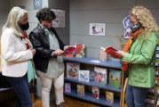 El Ayuntamiento y la Diputación crean un espacio de literatura por la igualdad en la Biblioteca Municipal
