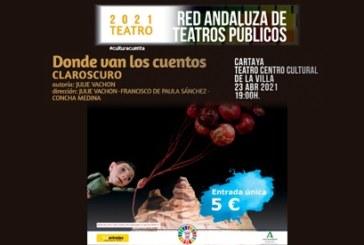 El Centro Cultural de la Villa acoge este viernes la obra 'Donde Van Los Cuentos'