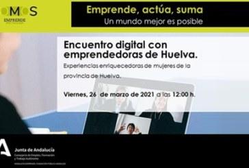 Nuria Bayo participa en el primer encuentro de mujeres empresarias de Huelva