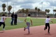 Comienzan las Olimpiadas Escolares en Cartaya, con la participación del CEIP Concepción Arenal