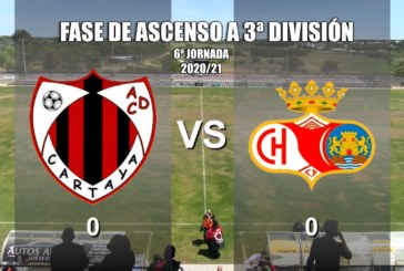 Cartaya Tv | AD Cartaya vs Chiclana CF (2020/21)