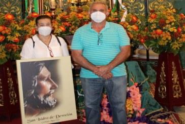 Dolores Macías, la afortunada con el cuadro de San Isidro