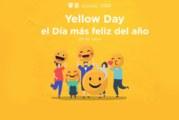 De Buena Mañana | Yellow Day: El Día más Feliz del Año se tiñe de amarillo