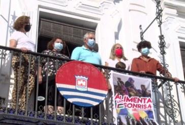 Cartaya Tv | Balconeras solidarias con el Pueblo Saharaui