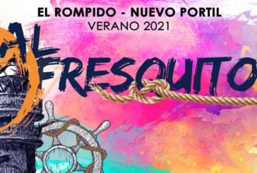 De Buena Mañana | Al Fresquito 2021: Yeyo Guerrero, David Calderón y Saray Oria