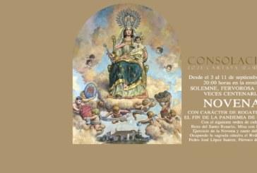 De Buena Mañana | Comienzan las novenas en  honor a Ntra. Sra. de Consolación de Cartaya