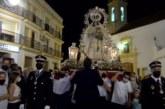 Cartaya Tv | La Patrona de Cartaya procesiona por las calles de la localidad dos años después