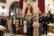 Cartaya celebra el día grande de sus fiestas patronales con la función principal en honor a la Virgen del Rosario