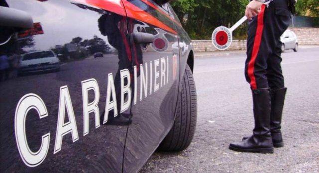 Cassinate – Sfugge all'alt dei carabinieri con una vettura senza assicurazione e revisione. Inseguito e bloccato un 50enne di Atina. Tre napoletani con grimaldelli fermati a Cervaro