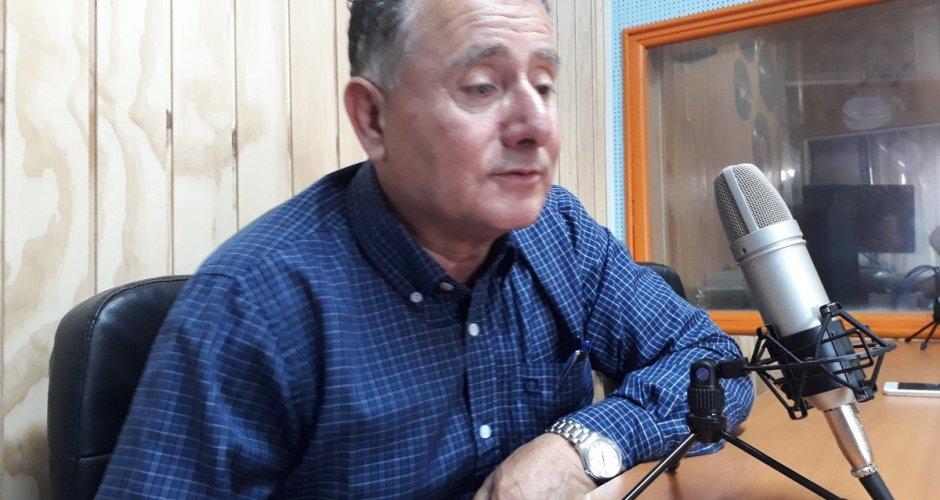 Enrique Soto inició viaje al norte de Chile