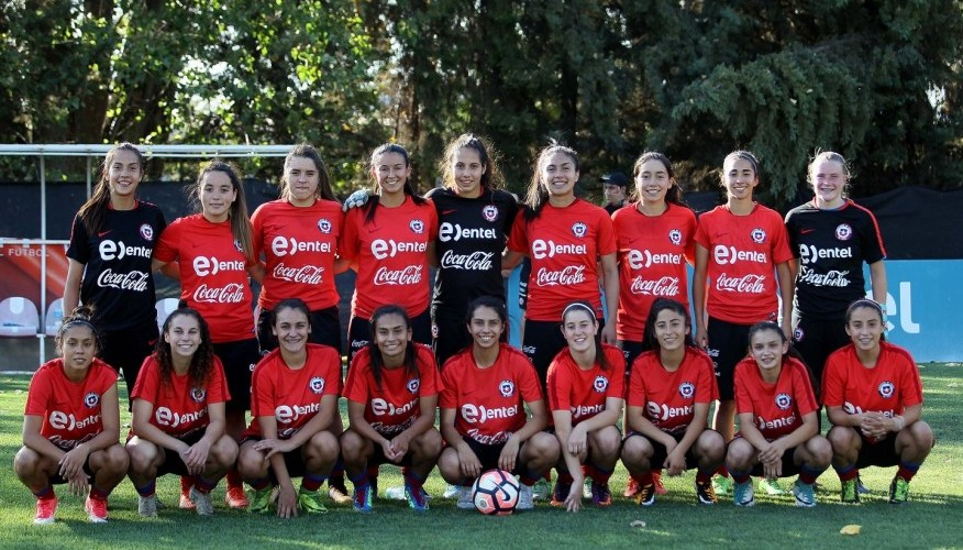 Chilota está en la selección nacional