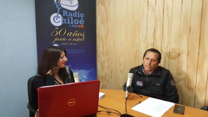 Chiloé: positivo balance de su gestión realizó Gobernador saliente.