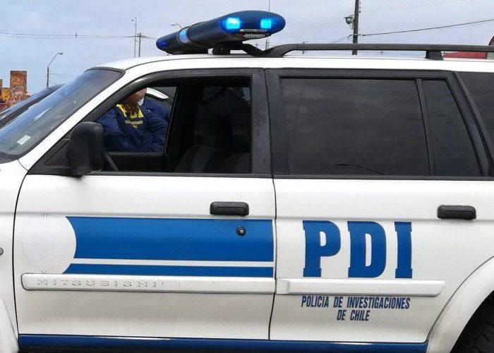 Ancud: antisociales roban en Departamento del Tránsito.
