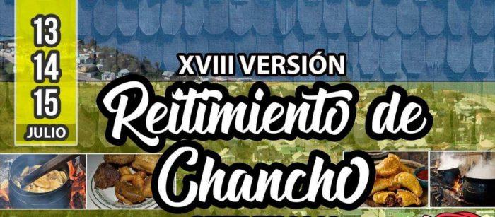 Queilen: comenzó XVIII octava versión del Reitimiento de Chancho.