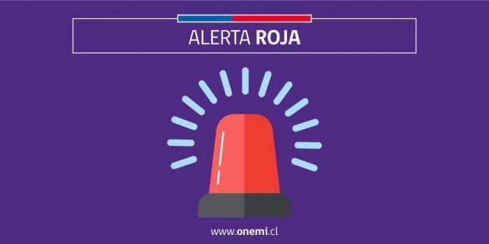 Ancud: declaran Alerta Roja por incendios forestales.