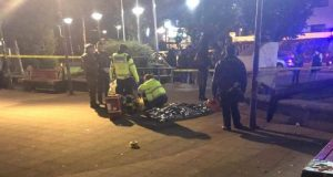 Castro: homicida se entregó a la policía.