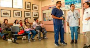 Chiloé: red de salud preparada para fin de semana largo.