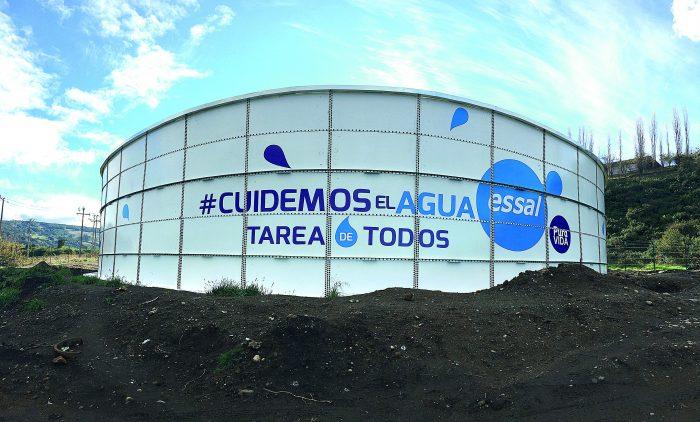Castro: empresa sanitaria inaugurará moderna mega obra.