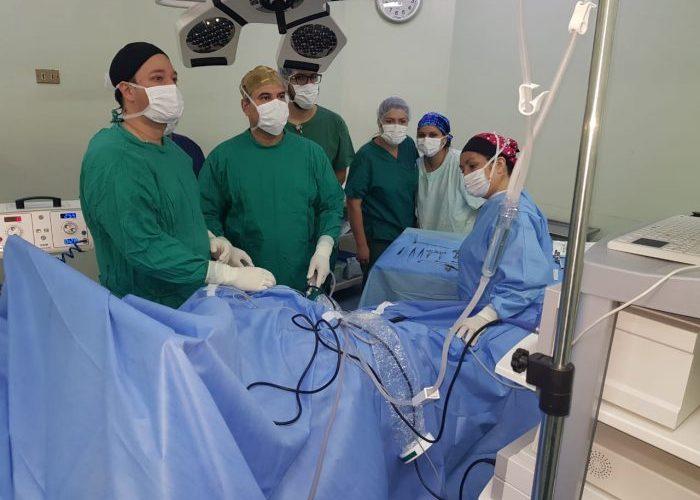Ancud: hospital incorpora cirugía artroscópica.