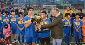 Fútbol amateur castreño concluyó sus campeonatos