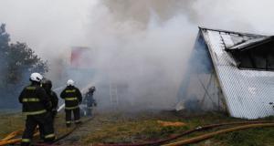 Ancud: incendio destruyó una vivienda en sector Mutrico.