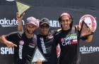 Castreño logró tercer lugar en Brasil