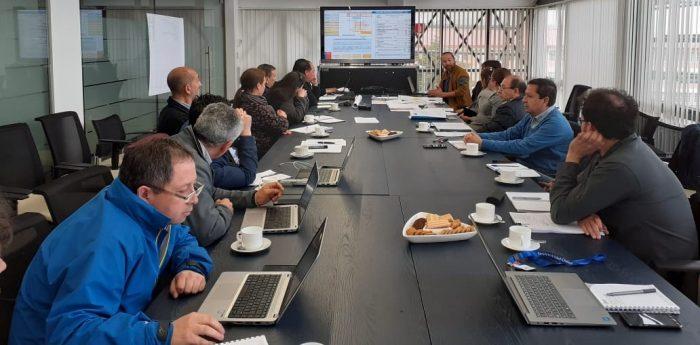 Quellón: continúan reuniones intersectoriales por obras complementarias del nuevo hospital.