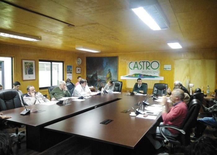 Castro: Concejo Municipal resolvió realizar consulta ciudadana.
