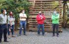 Castro: realizan visita inspectiva a Bosque experimental de Puacura.