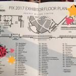 PIX 2017 Floor Plan