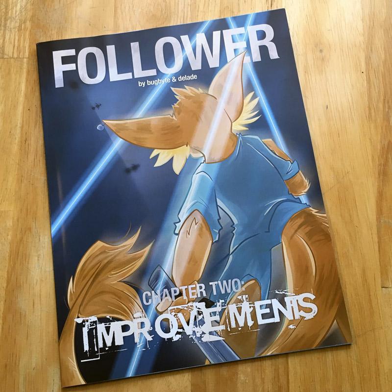 Follower Chapter 2 Book