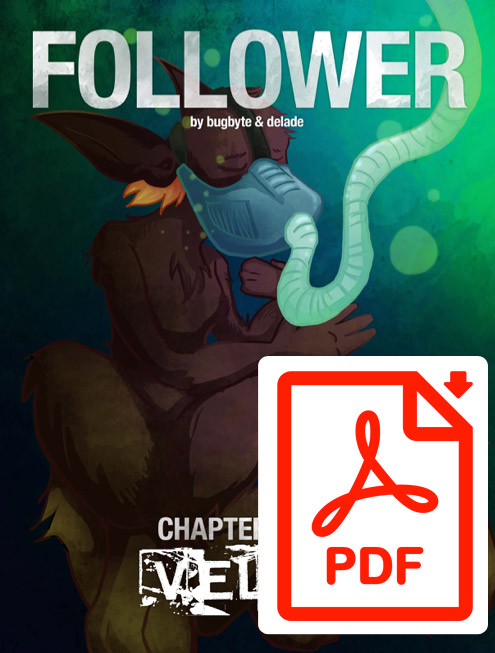 Follower Chapter 1 Digital Download