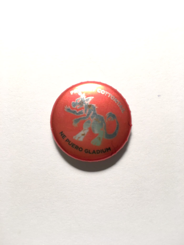 Project Cottontail Button