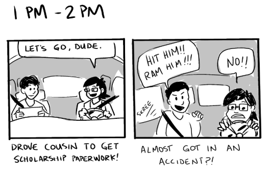 Hourly Comic Day 2016 - 5