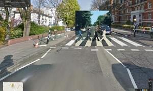 beatles-street-view