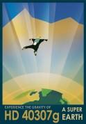 NASA space travel poster HD_40307g_39x27-sm
