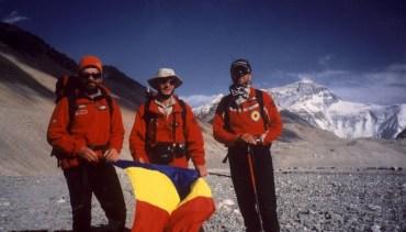 Teodor Tulpan, Everest