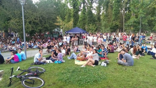Jazz in the parc