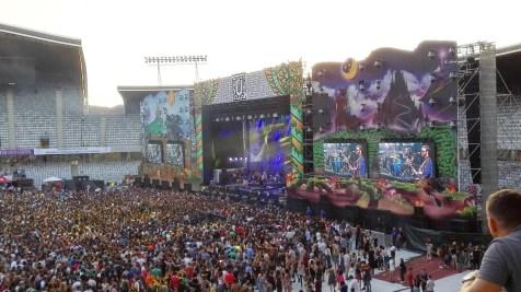 Atmosferă de festival la Cluj-Napoca